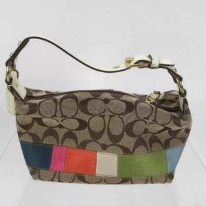 Coach Bags Red Patent Leather Handbag Poshmark